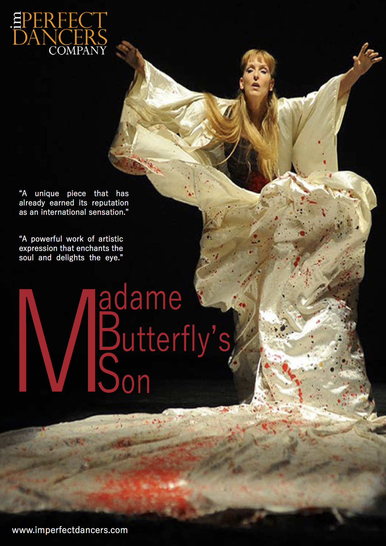 Madame Butterfly's Son WITH LOGO